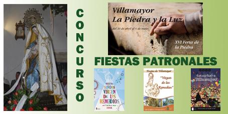 CONCURSO FIESTAS PATRONALES Noticia