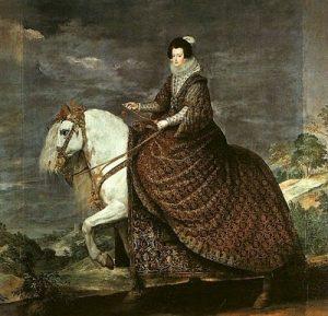 2.Isabel de Borbón