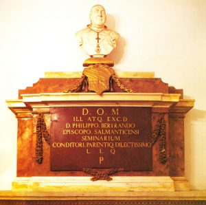 2.Sepulcro del Obispo Bertrán