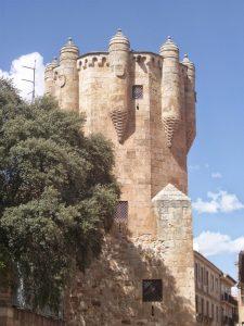 Torre albarrana de Salamanca