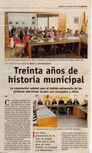 34 30 AÑOS HISTORIA MUNICIPAL