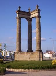 tres columnas